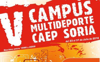 V Campus Multideporte Caep Soria 2016