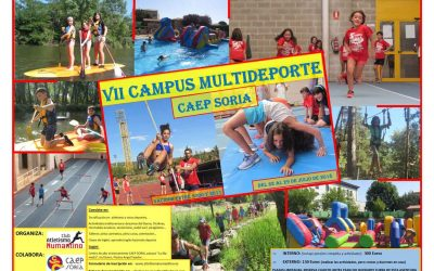 CAMPUS MULTIDEPORTE 2018