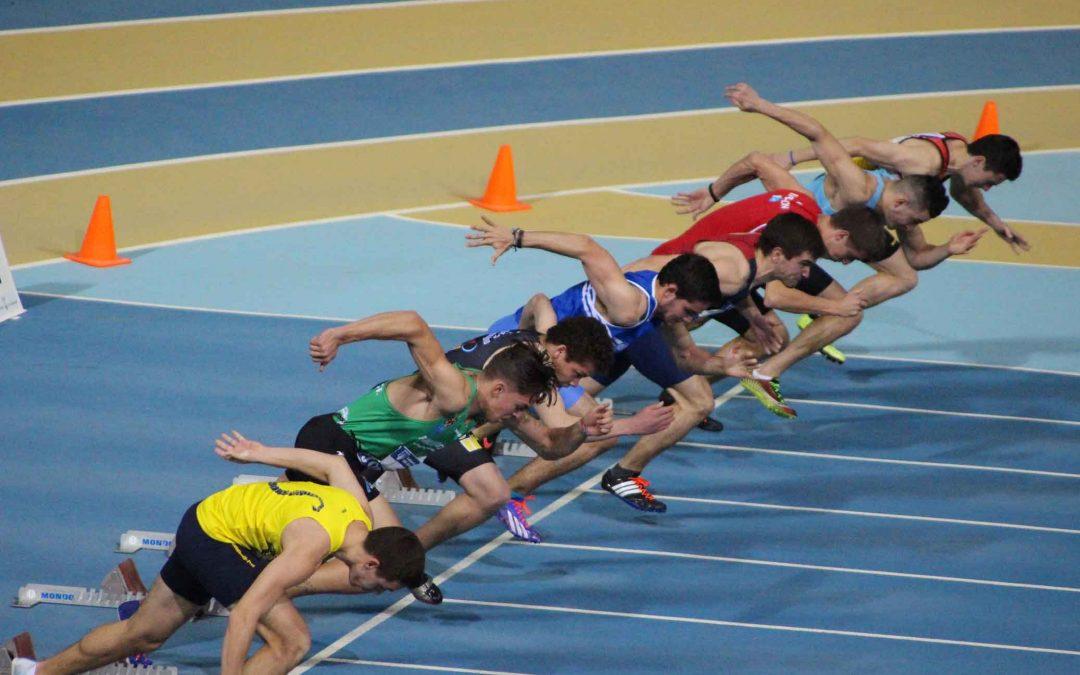 El Atletismo Numantino a un paso del podio en la Copa de Clubes Junior