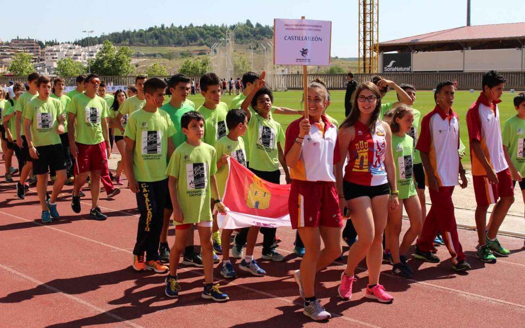 Encuentro Intercomunidades Soria 2015