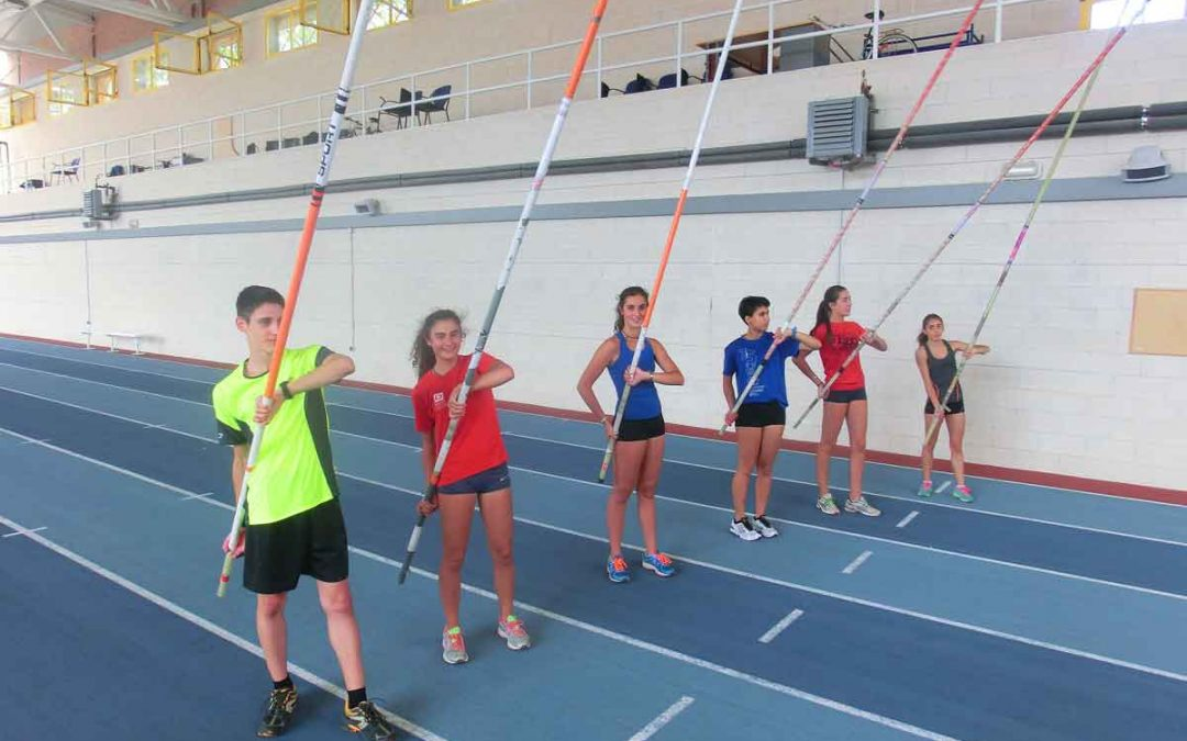 CAMPUS MULTIDEPORTE 2015